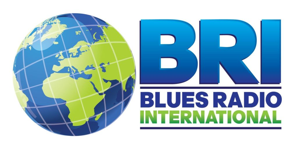 image of banner logo for blues international radio
