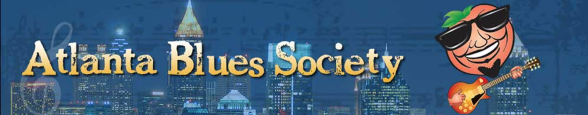 image of logo banner for Atlanta Blues Society