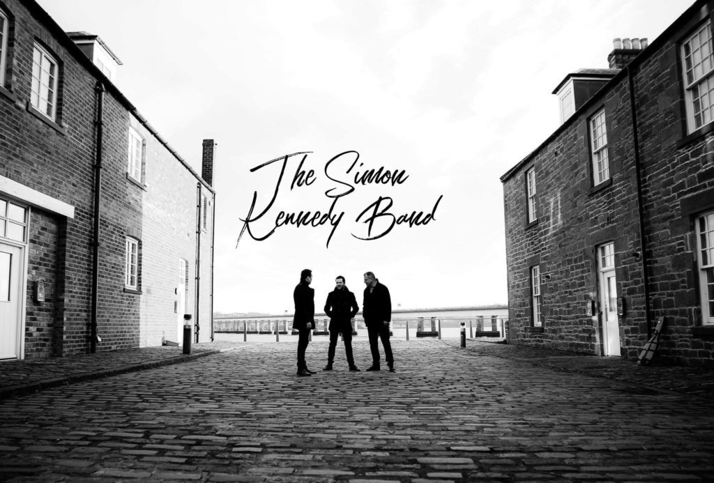 image of the simon kennedy band