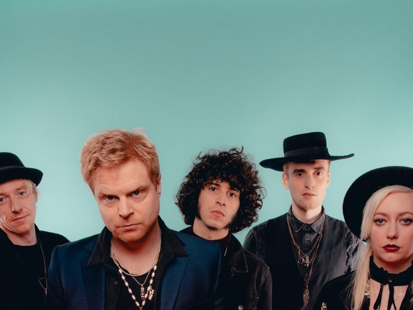 image of curse of lono band for blues matters interview with vocalist felix