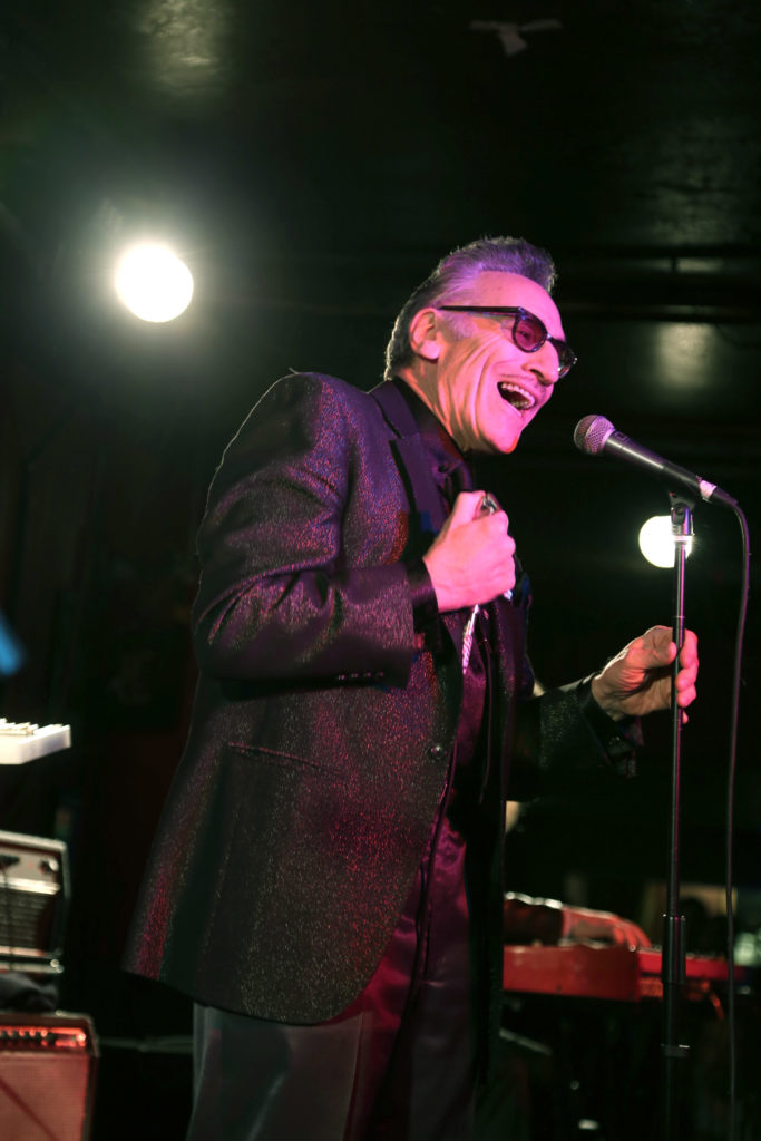 image of Rick Estrin & The Nightcats by Jennifer Noble at the 100 Club, London, January 2019