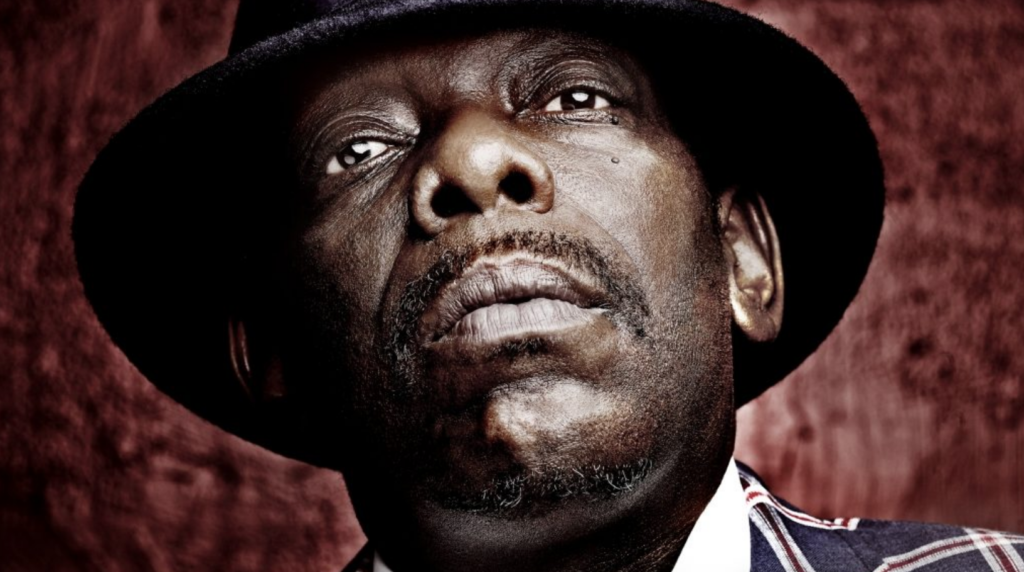 image of bluesman lucky peterson