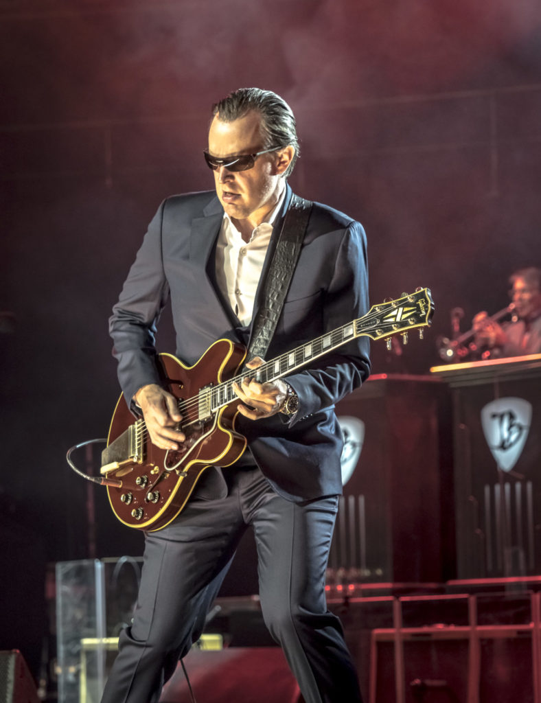 image of Joe Bonamassa by Marty Moffat at royal albert hall london 2019