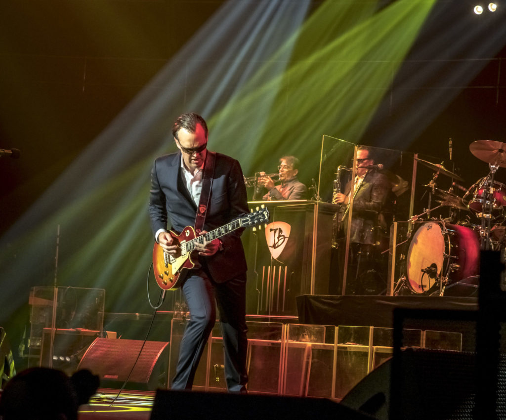 Joe Bonamassa at the royal albert hall london by marty moffat