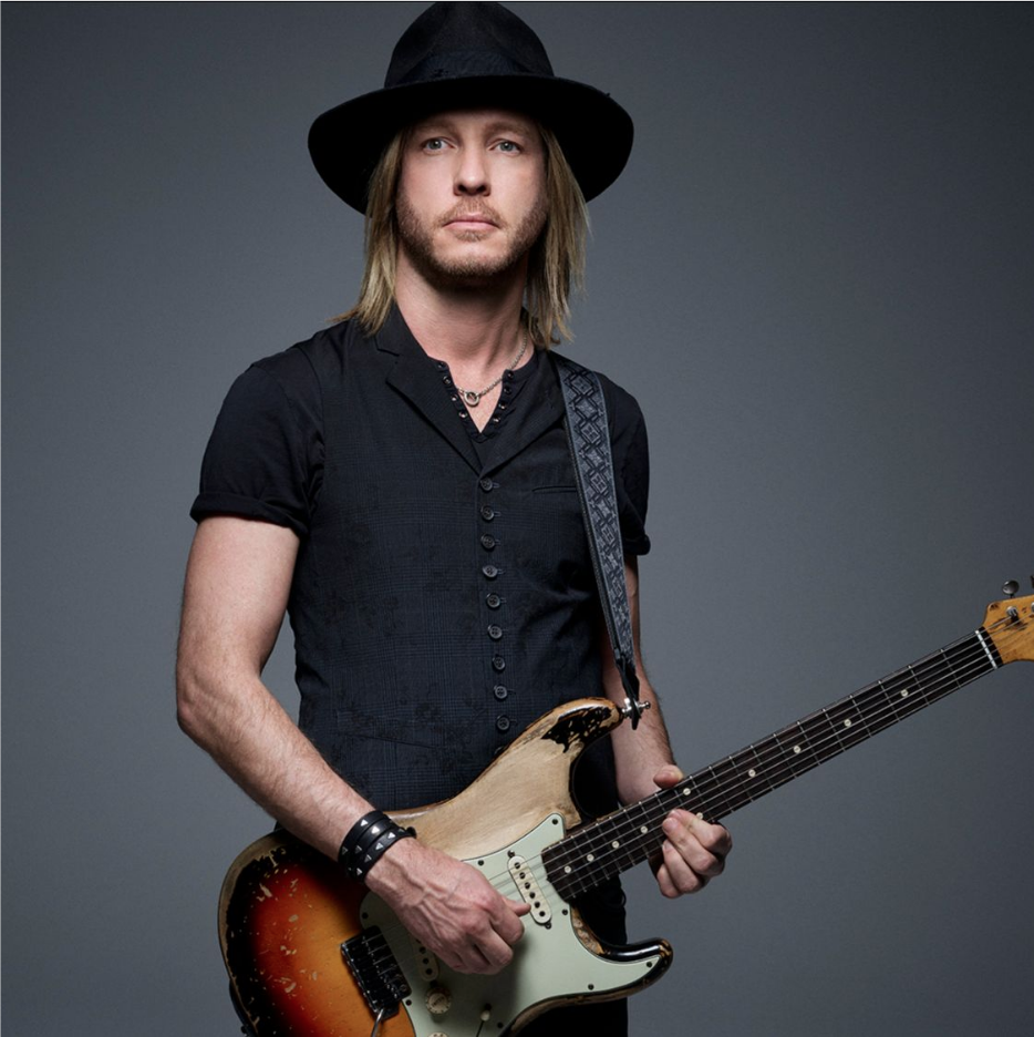 image of guitarist kenny wayne shepherd