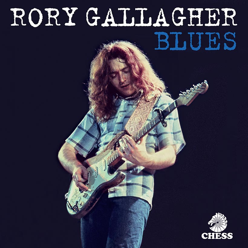 New Rory Gallagher Collection, Blues, With New Unreleased Material