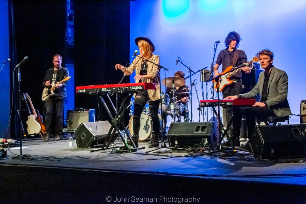 image by john seaman of elles bailey at bristol jazz and blues festival 2019