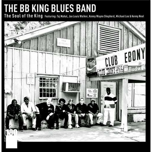 THE B.B. KING BLUES BAND – The Soul Of The King