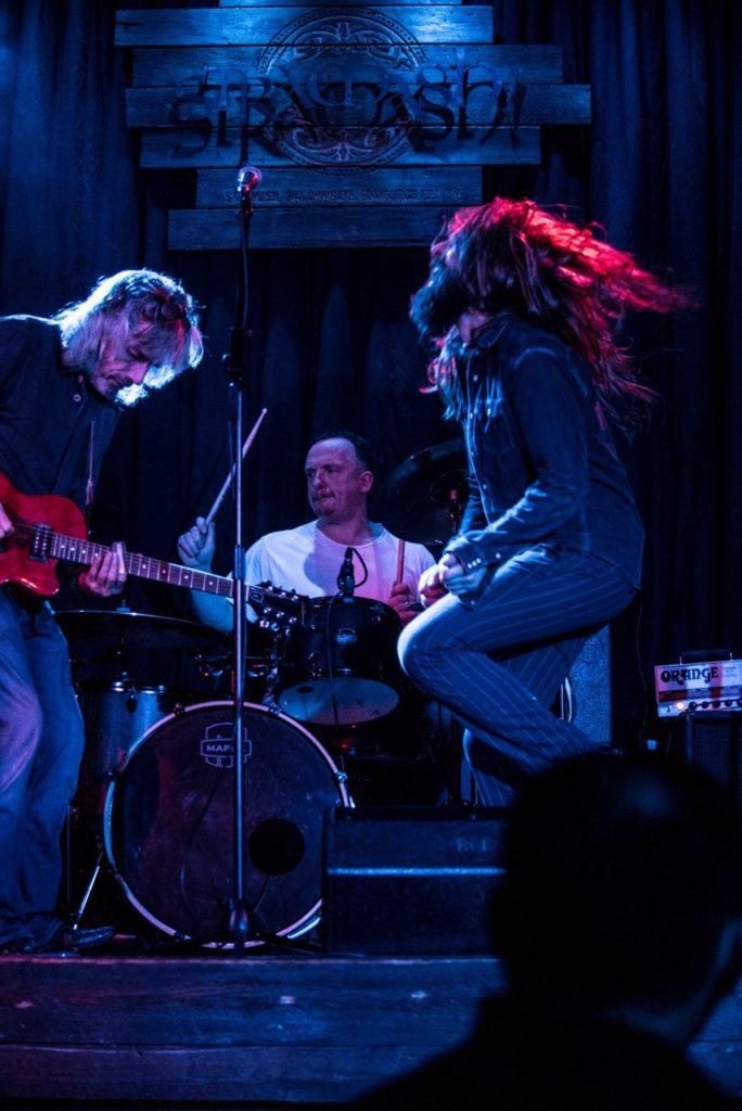 image of edinburgh based blues band Safehouse by Stuart Stott