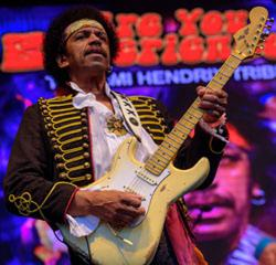 image of hendrix are you experienced tribute band