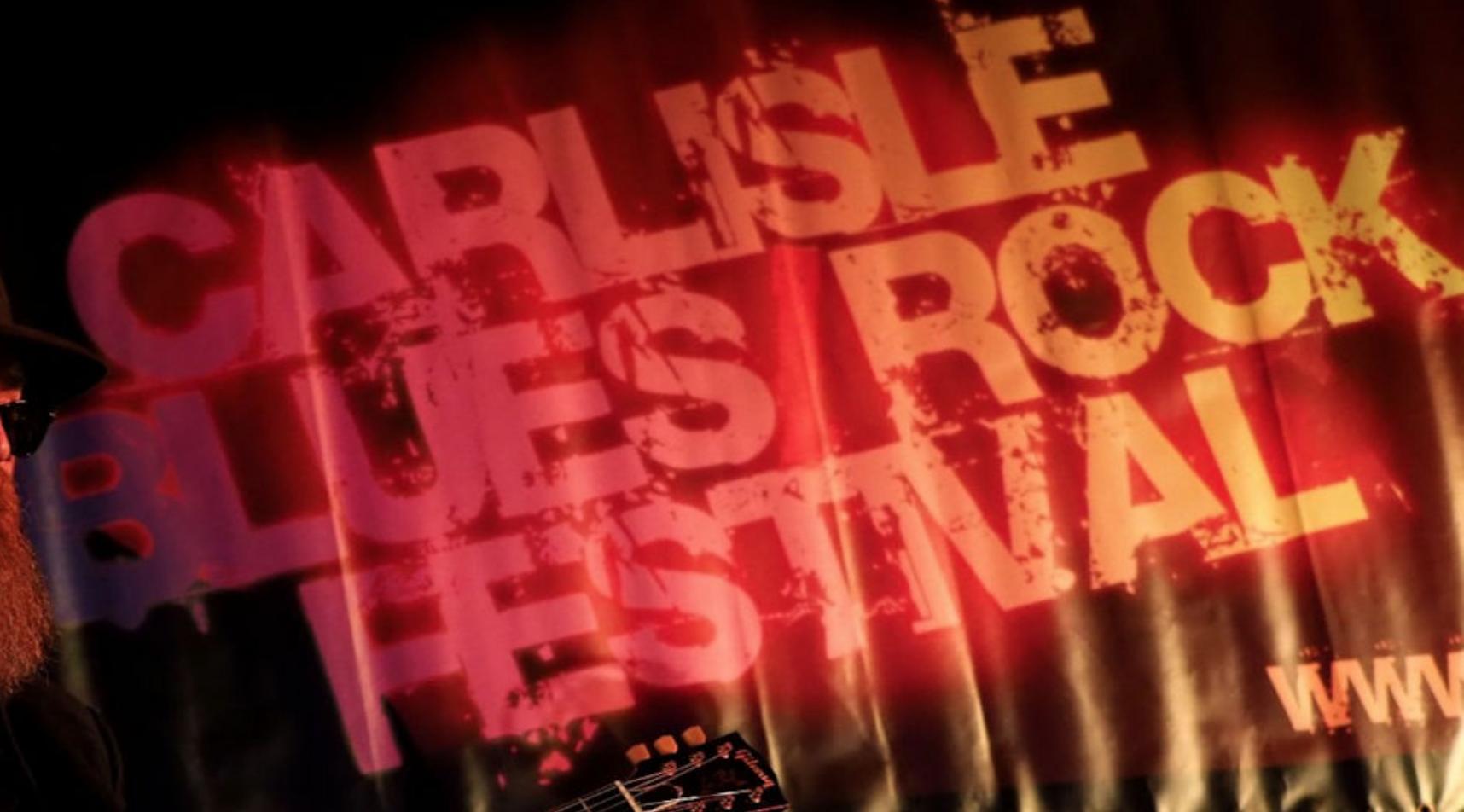 CARLISLE BLUES/ROCK FESTIVAL 27th - 29th September 2019