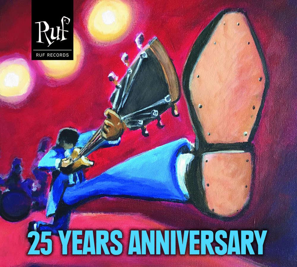 25 YEARS ANNIVERSARY Ruf Records Various Artists
