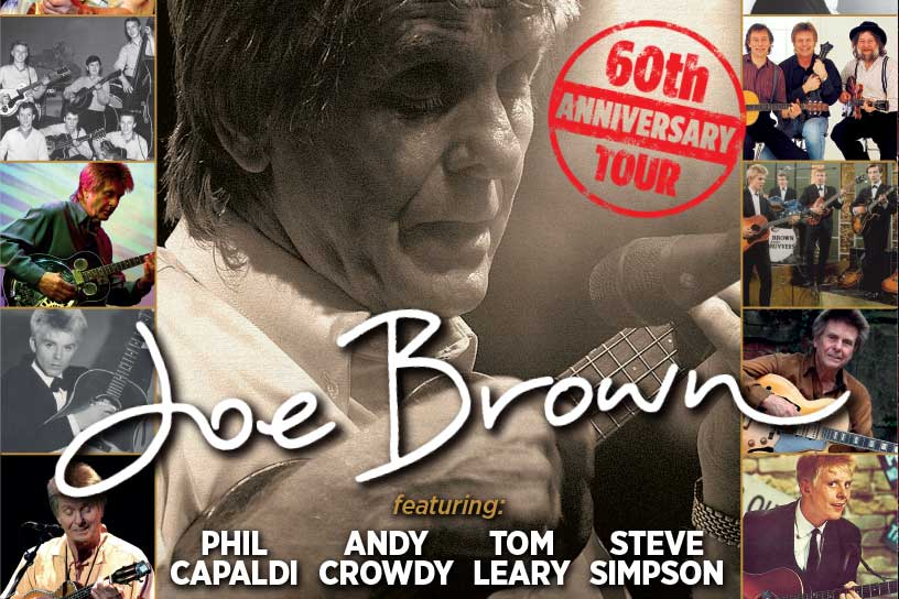 JOE BROWN 60th Anniversary Box Set