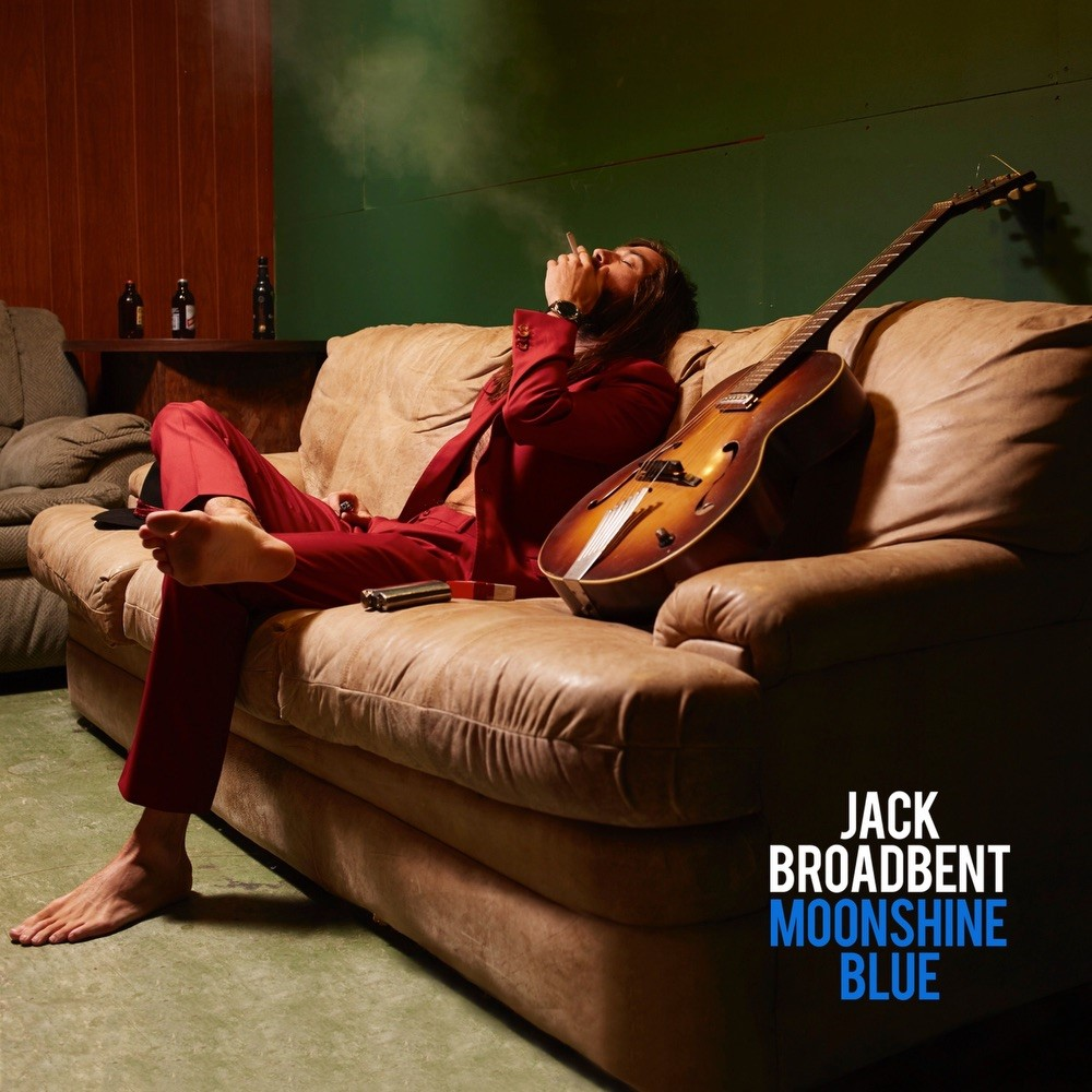 JACK BROADBENT Moonshine Blue