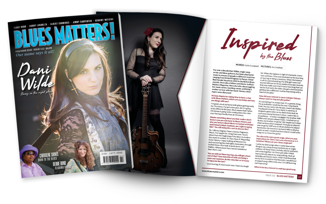 Issue 112 Out Now!