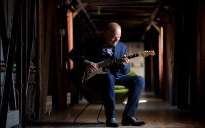 ALBERT CUMMINGS Discusses His Top 5 Blues Albums