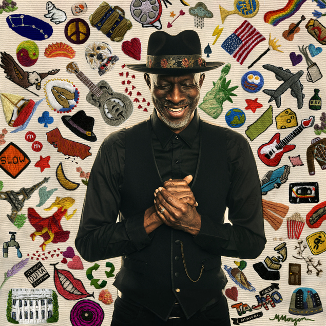 image for album cover for keb mo oklahoma album