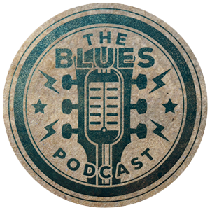 image for blues podcast logo