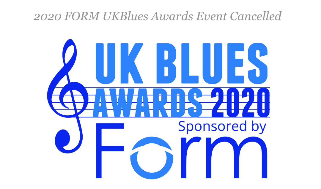 UK BLUES AWARDS CANCELLED
