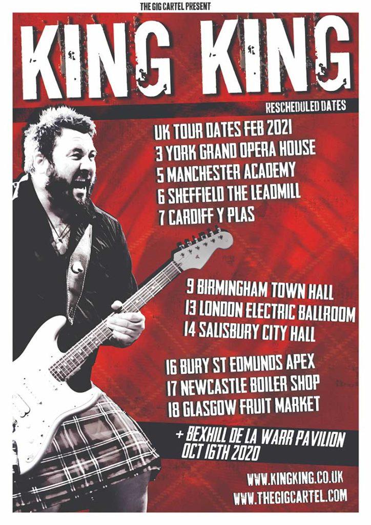 image of king king poster 2021
