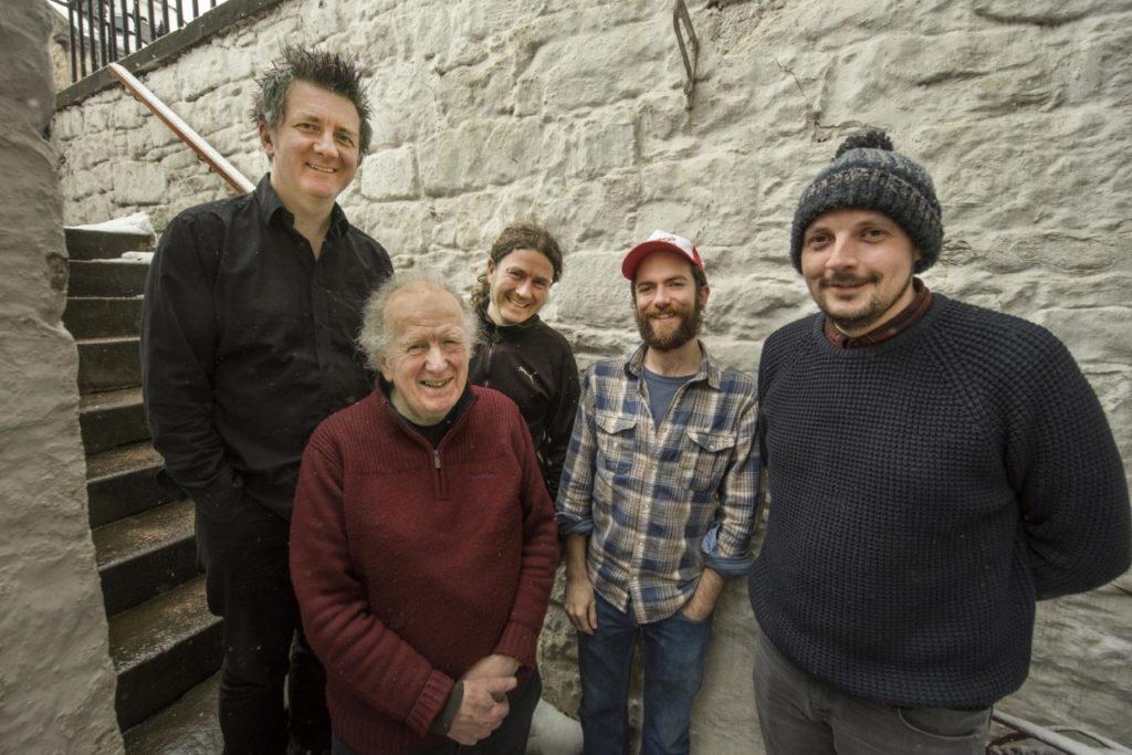 image of seamus mcgarvey band