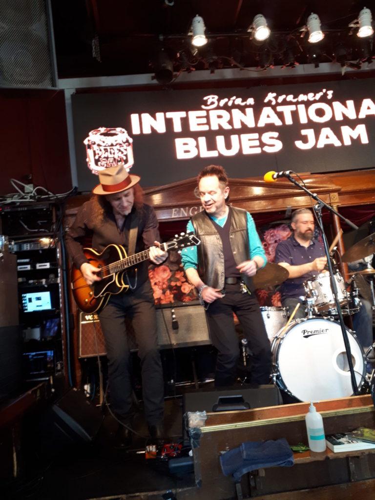 image of swedish blues jam