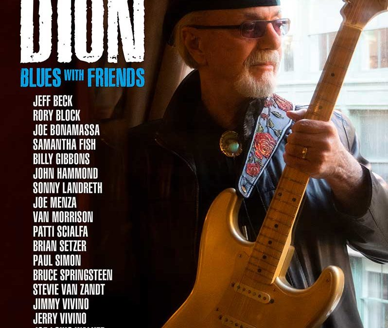 """DION'S New Single """"BAM BANG BOOM"""" Featuring BILLY GIBBONS"""