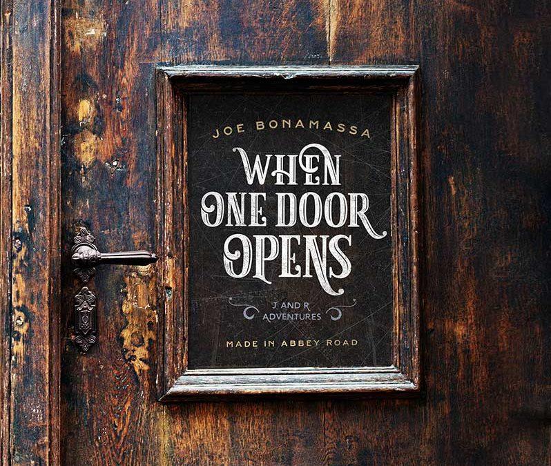 """JOE BONAMASSA Shares Epic New Rock Ballad """"When One Door Opens"""""""