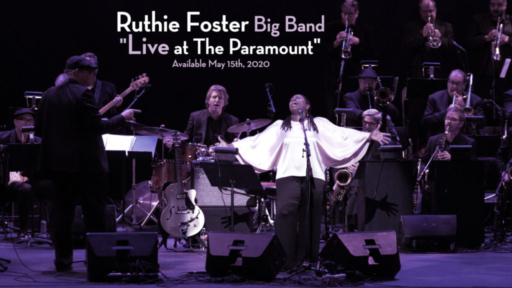 ruthie foster big band photo