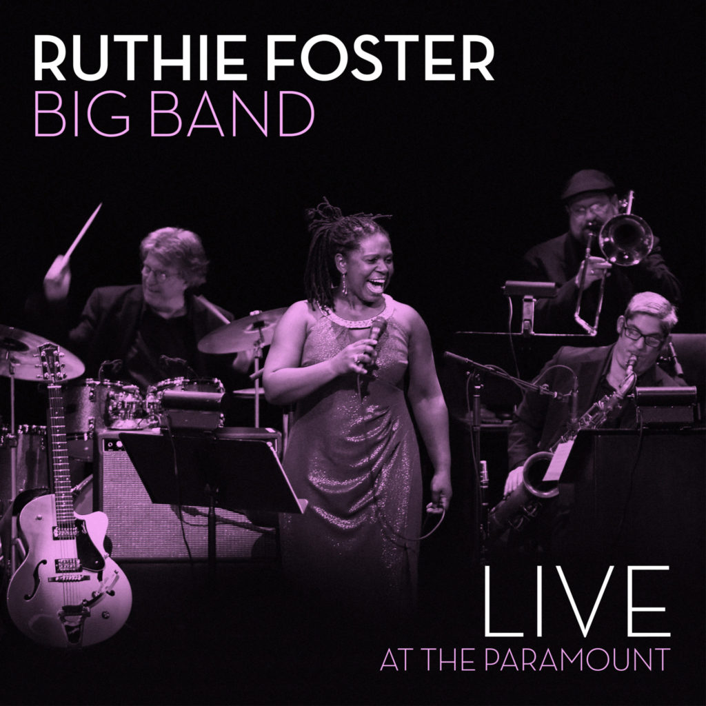 image of live at paramount album cover