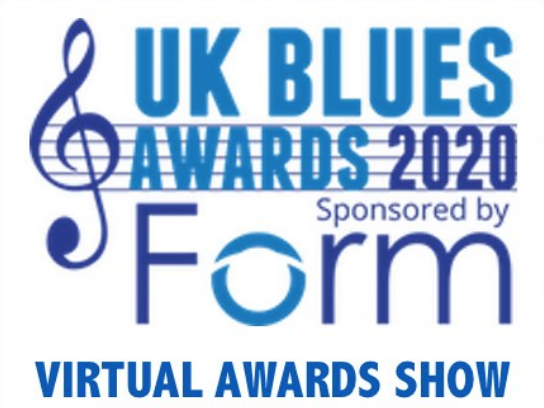 image of ukblues awards show poster