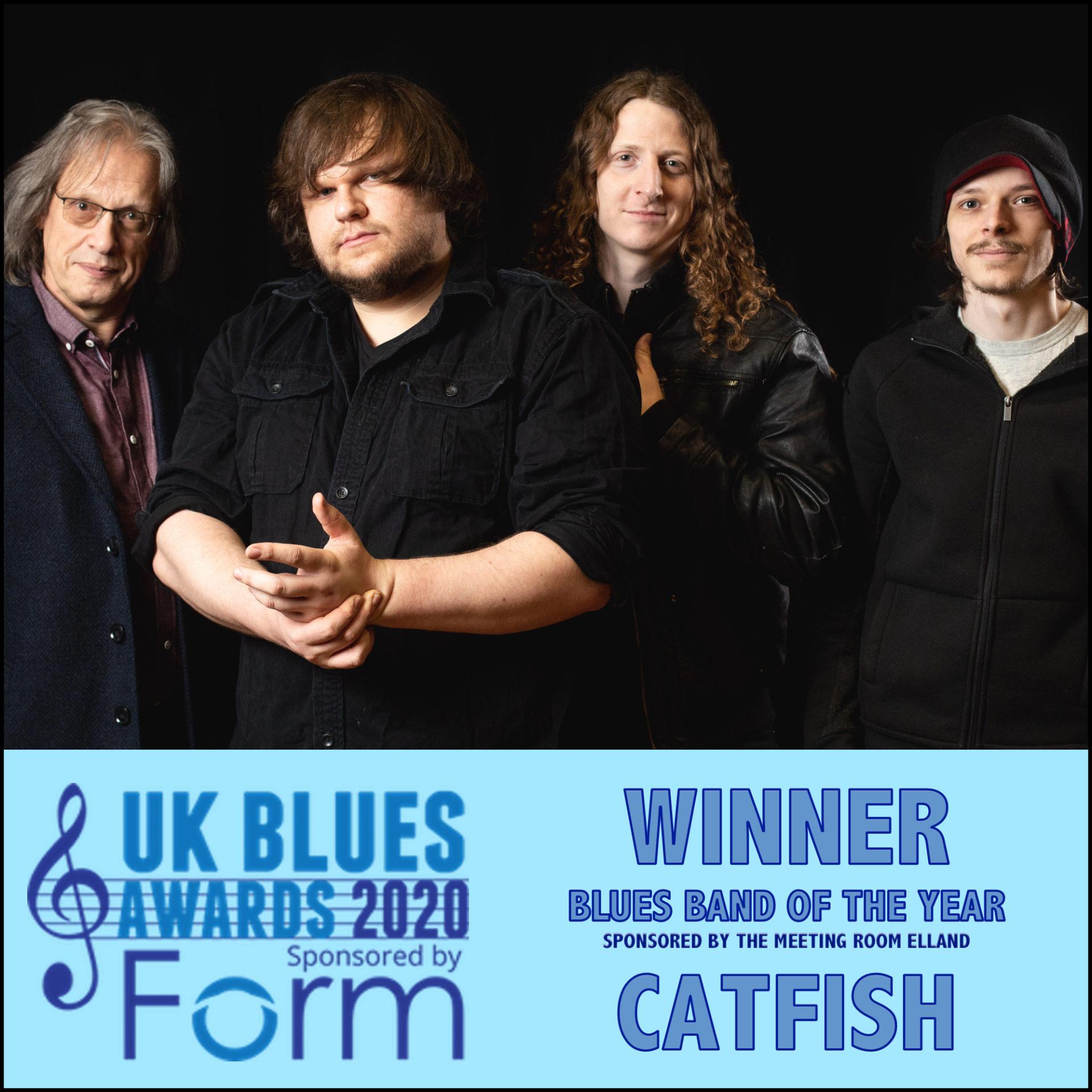 image of 2020 ukblues awards winner catfish