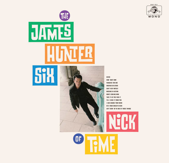 image of JAMES HUNTER SIX album cover