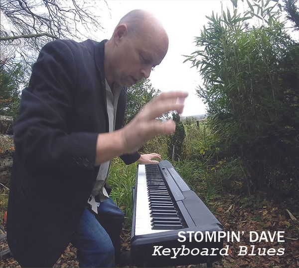 image of stompin dave keyboard blues cover