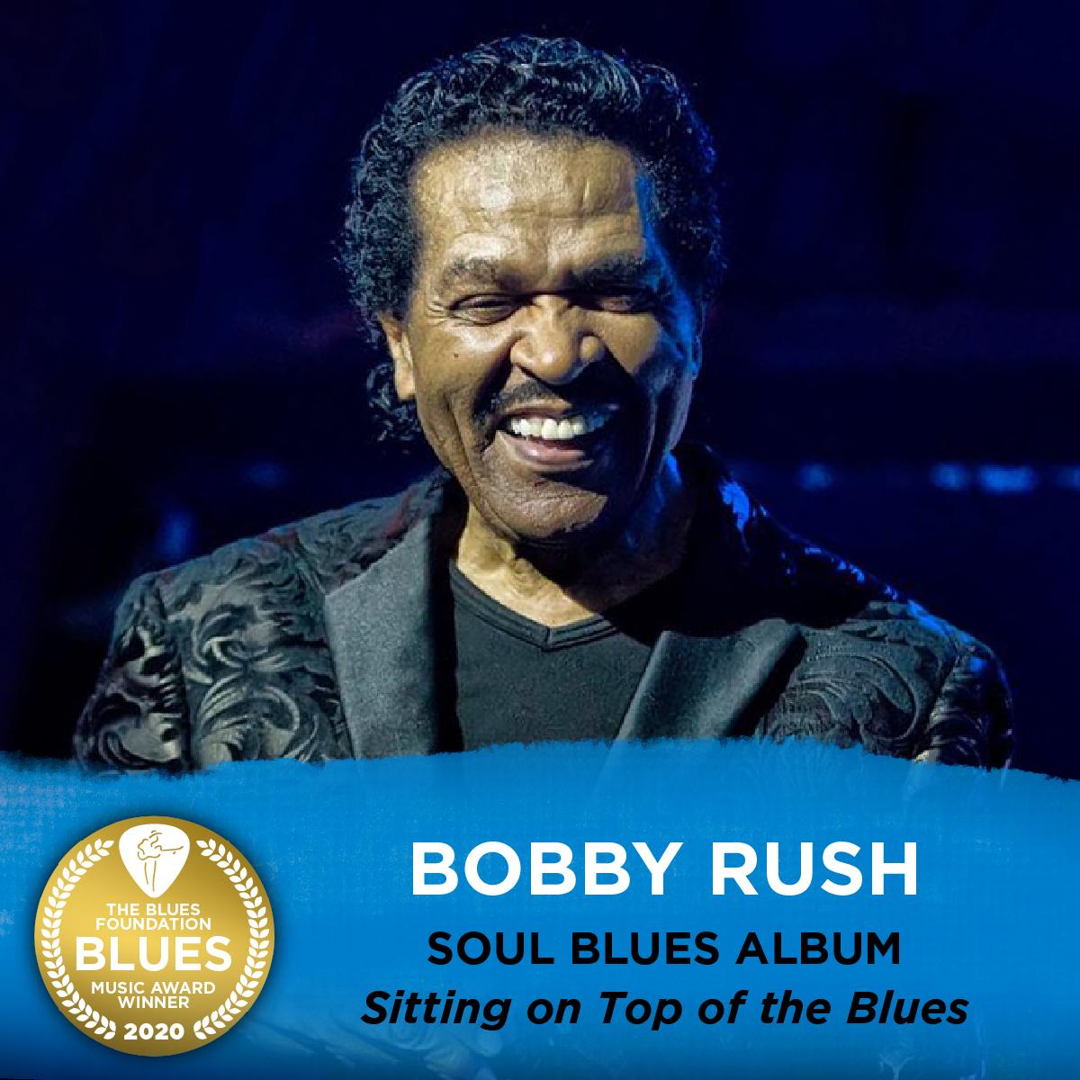 image of bobby rush bma winner 2020