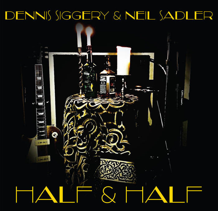album cover for DENNIS SIGGERY & NEIL SADLER