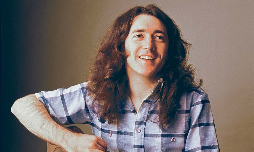 RORY GALLAGHER 25th Anniversary 14/6/2020