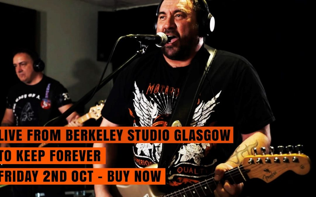 King King to play live at Berkeley Studios, Glasgow