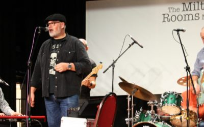 Gig Review DC BLUES BAND (with Nick Steed)
