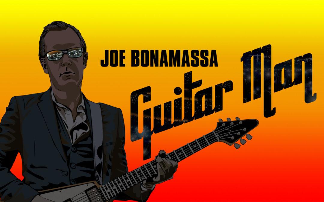 "Documentary ""Guitar Man"" on Joe Bonamassa out Dec 8th !"