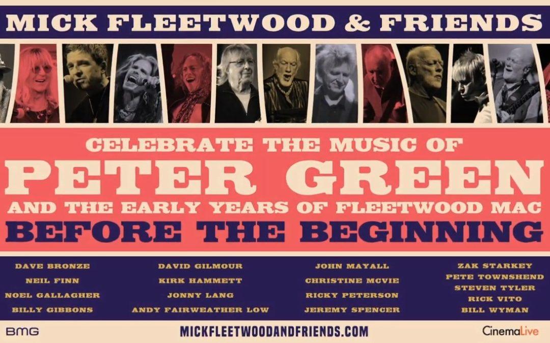 Mick Fleetwood & Friends Live at London Palladium – IN CINEMAS MARCH 2021