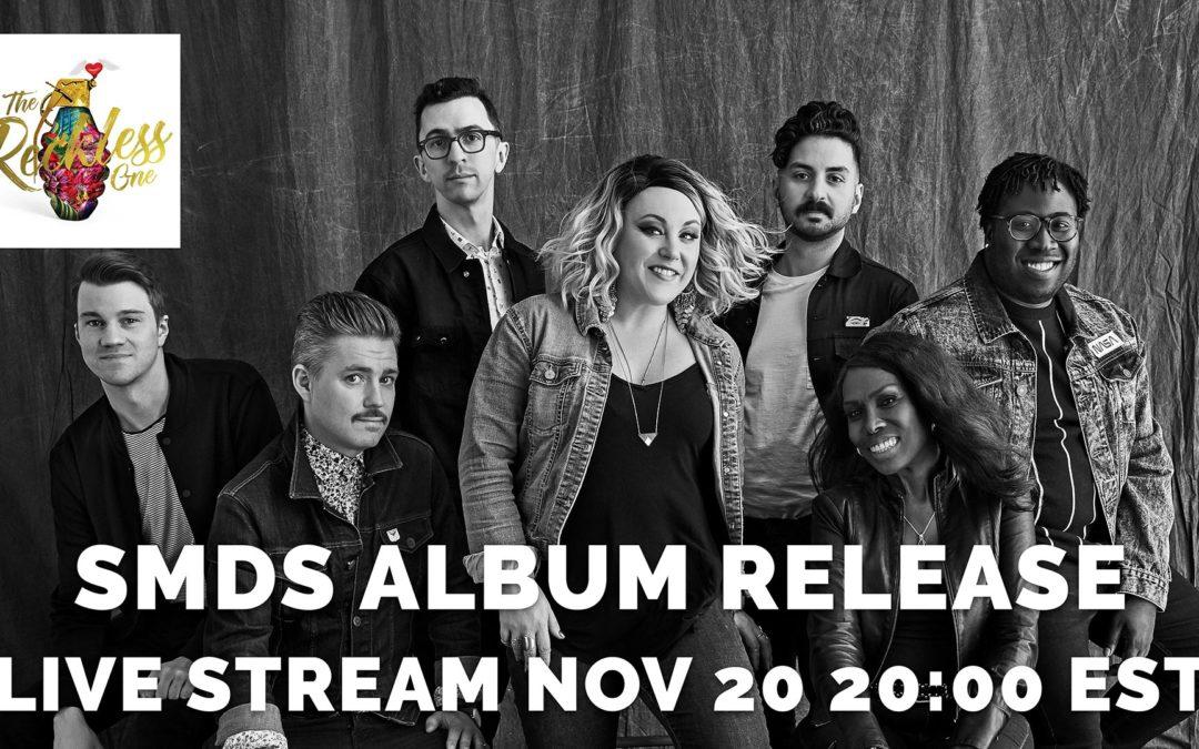 Samantha Martin & Delta Sugar celebrate release of new album with livestream