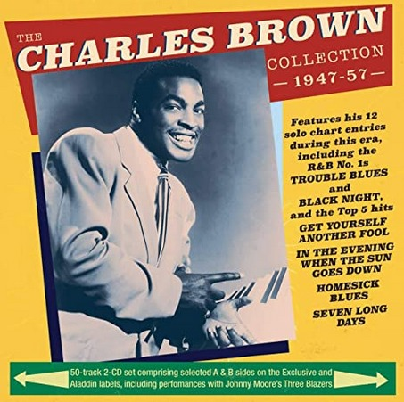 Review: CHARLES BROWN – The Collection 1947-57