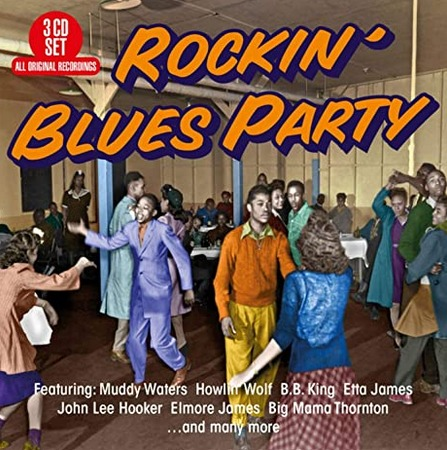 Review: VARIOUS – Rockin' Blues Party