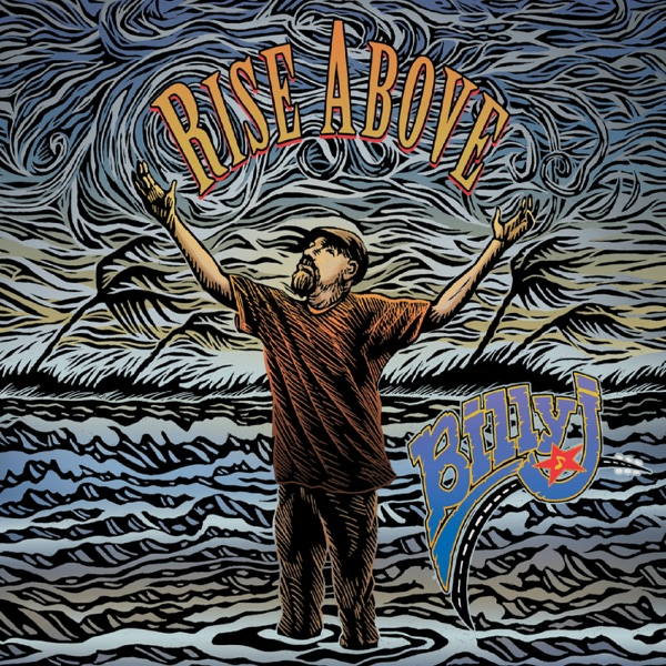 ALBUM REVIEW: BILLY J – RISE ABOVE (Independent Release)