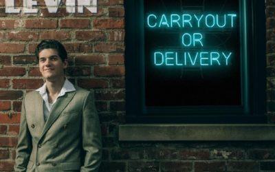 ALBUM REVIEW:  BEN LEVIN – CARRYOUT OR DELIVERY (VizzTone)