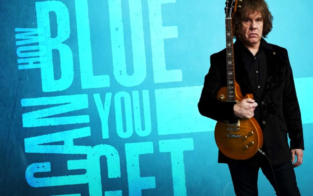 Gary Moore releases new album: How Blue Can You Get