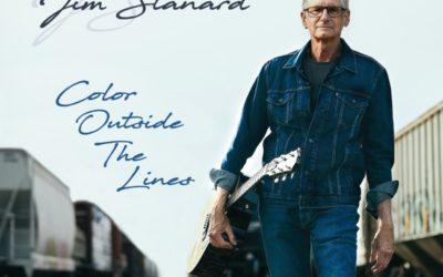 ALBUM REVIEW:  JIM STANARD – COLOUR OUTSIDE THE LINES (Manatec Records)