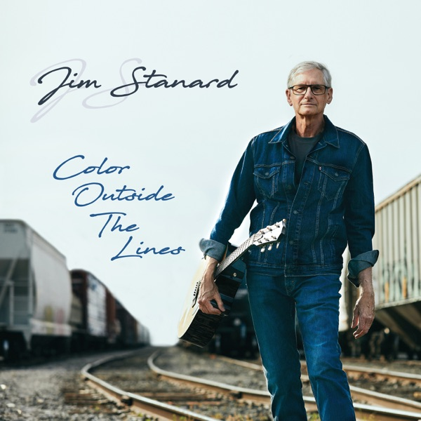ALBUM REVIEW:  JIM STANARD – COLOUR OUTSIDE THE LINES (Manatec Records)