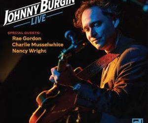 REVIEW: Johny Burgin Live (Delmark Records)